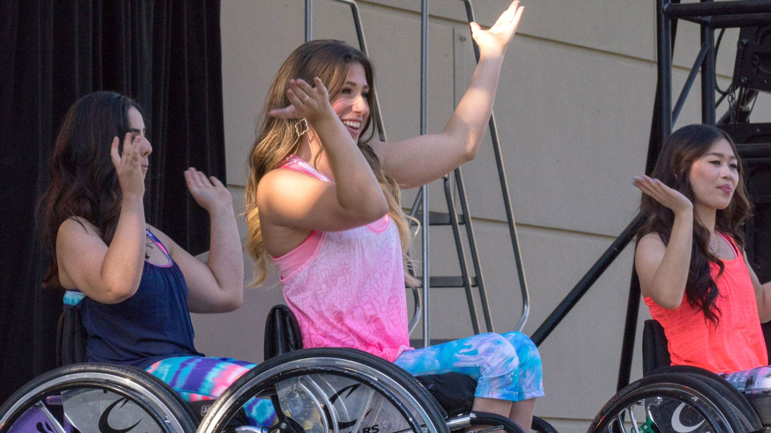 Meet The Rollettes The Wheelchair Dance Team That Will Wow You Dance Ballroom Dance People Of Interest