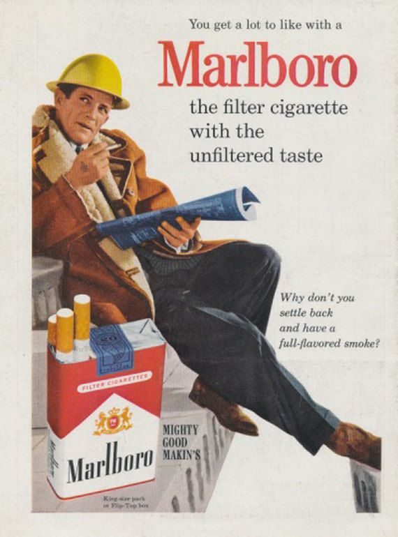 Types of Marlboro cigarettes lights