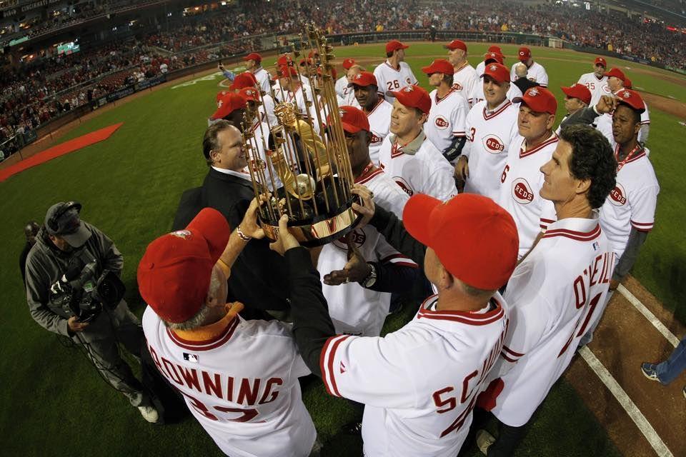 1990 Champions. Cincinnati reds baseball, Cincinnati