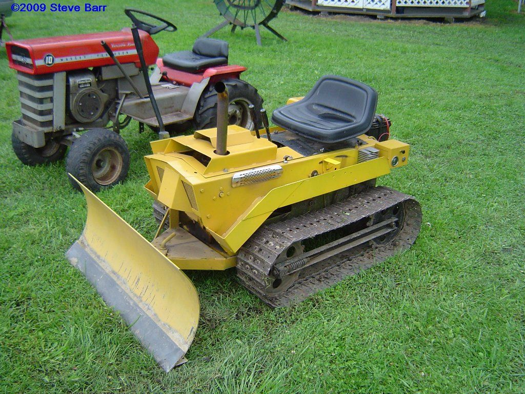 Antique tractors bing images break 39 in ground for Lawn and garden tools for sale