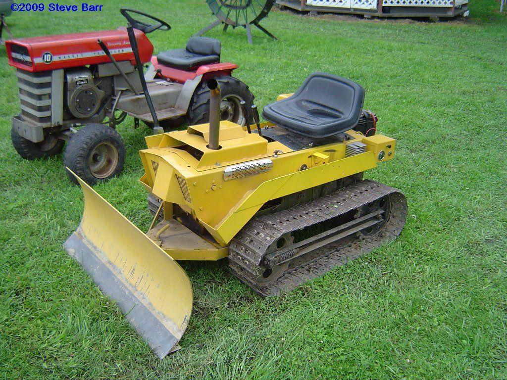 Antique Tractors Bing Images Garden Tractor Used Garden