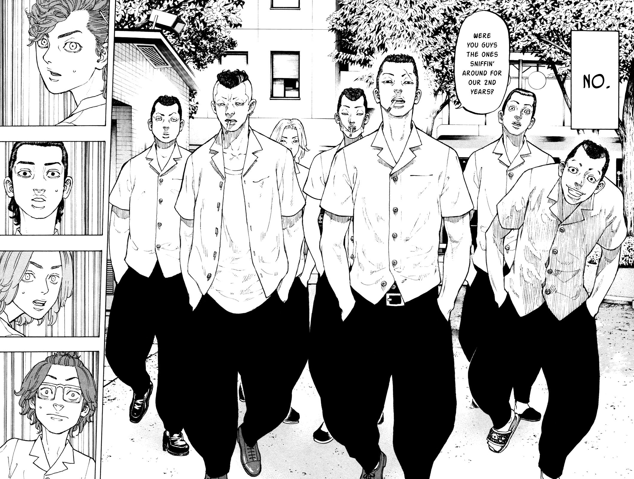 Tokyo 卍 Revengers - Vol. 1 Ch. 1 Reborn - MangaDex | Tokyo, Manga ...