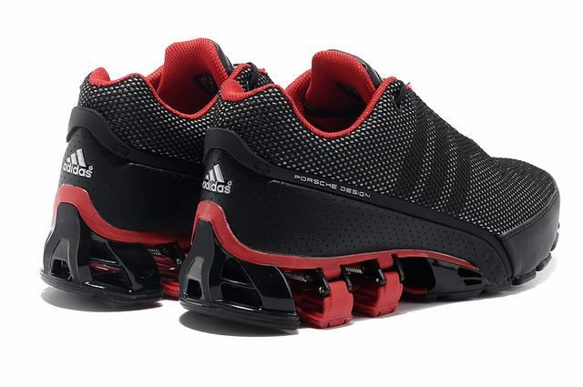 79774ac048ed5 Adidas Porsche Design P5000 Bounce S2 Running Shoes Trainers Black Red UK