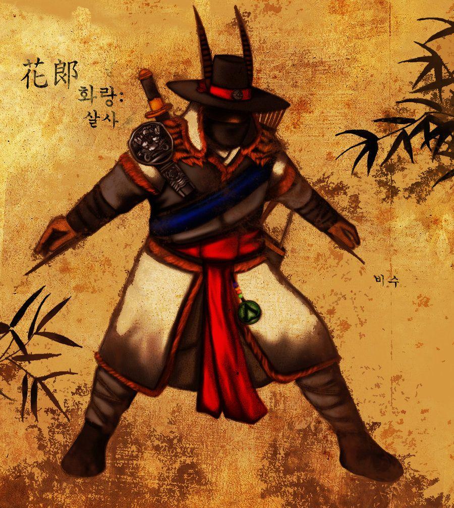 Assassin Creed Korean Assassins By Koryotiger On Deviantart