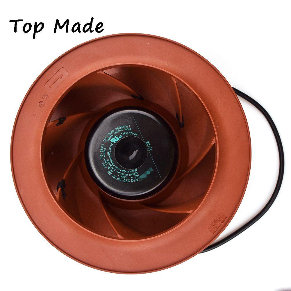 ebmpapst R1G225AF0728 DC24V 100W Air purification