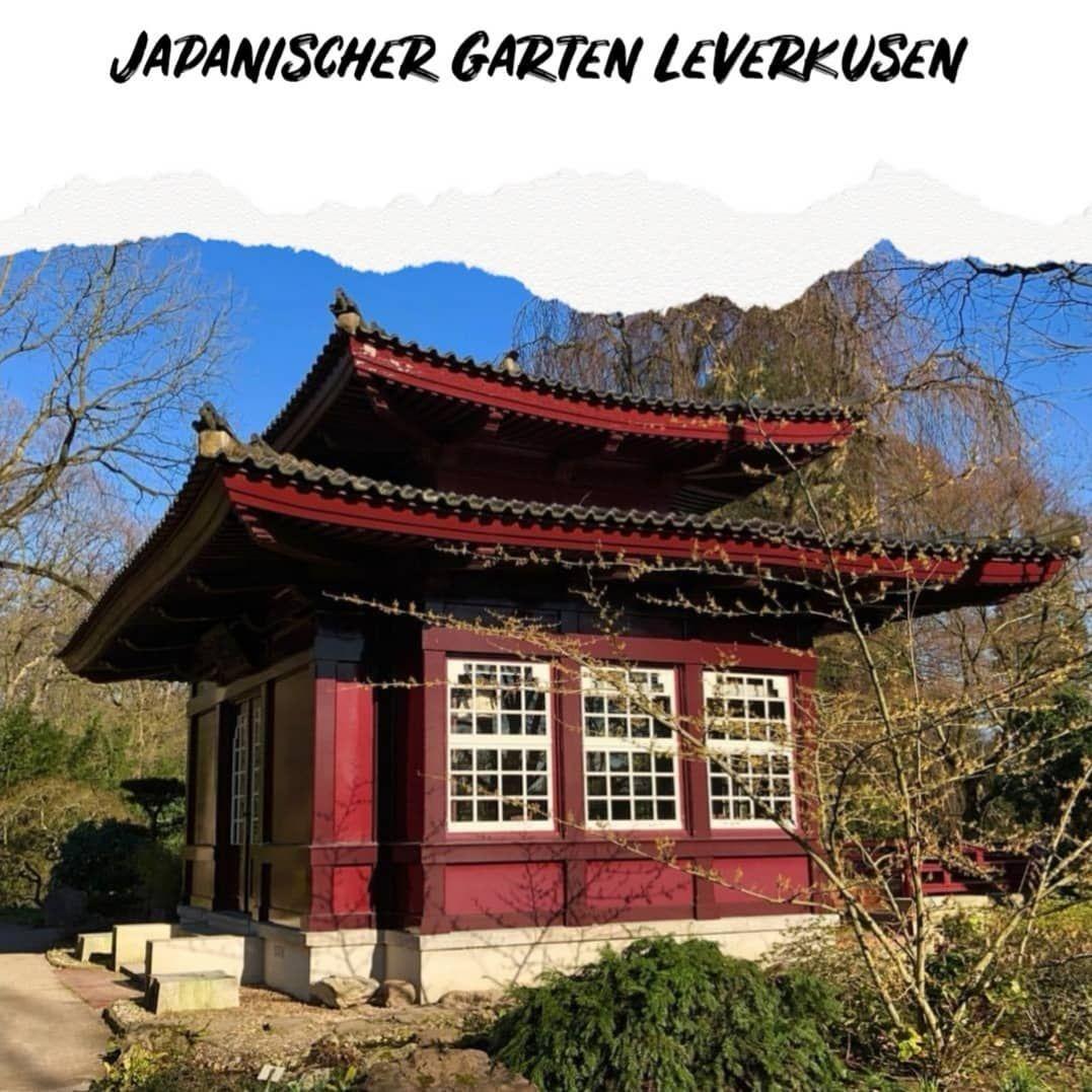Japanischer Garten Leverkusen Teil Des Carl Duisberg Parks Unbezahlte Werbung Das P Japanischer Garten Leverkusen Japanischer Garten Garten