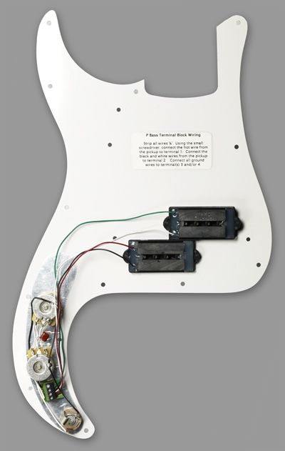 Fender P-Bass Wiring Diagram : – readingrat.net
