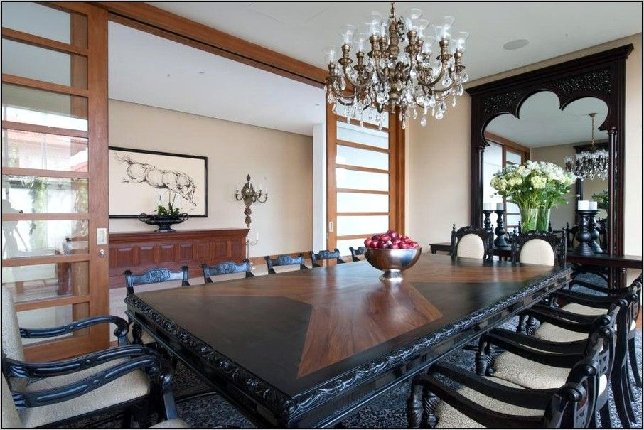 Dining Room Lighting Ideas India in 2020 | Dining room ...