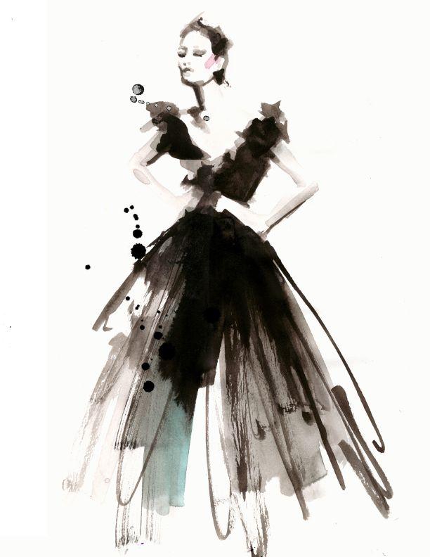 #cecilianlundgren #fashion #illustration #trafficnyc #beauty