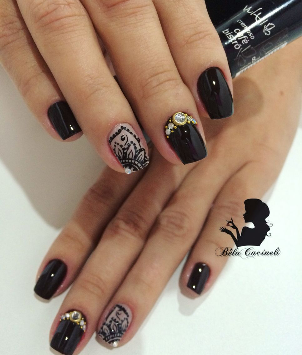 Pin von Bela Cacineli auf My nails ❤ | Pinterest | Nageldesign ...