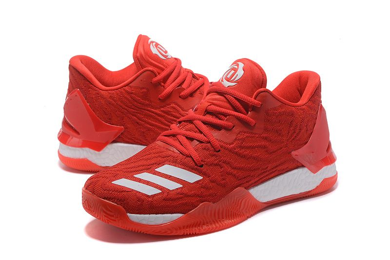 "Adidas D Rose 7 Low""Red White ""Sneakers for Online Sale  40-46 ... 26d099c34"