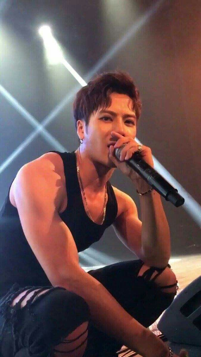 So handsome Jackson got 7