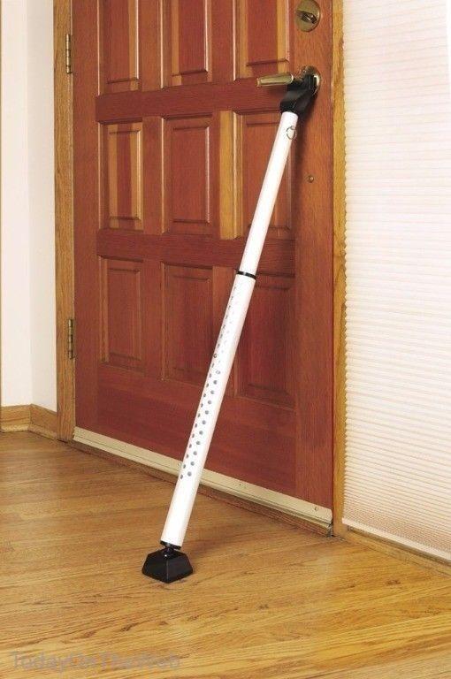 Master Lock Dual Function Door And Slidding Door Security Bar