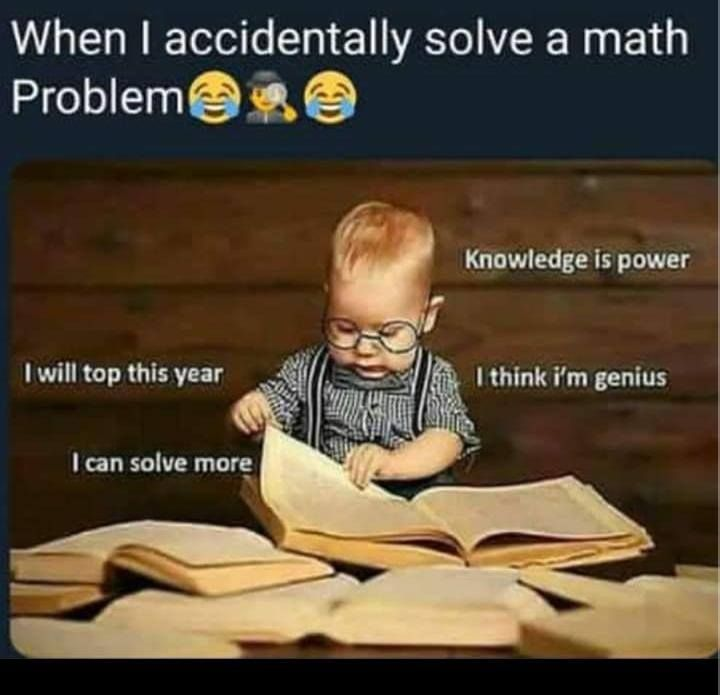 Do you feel that even after correcting some math questions?
