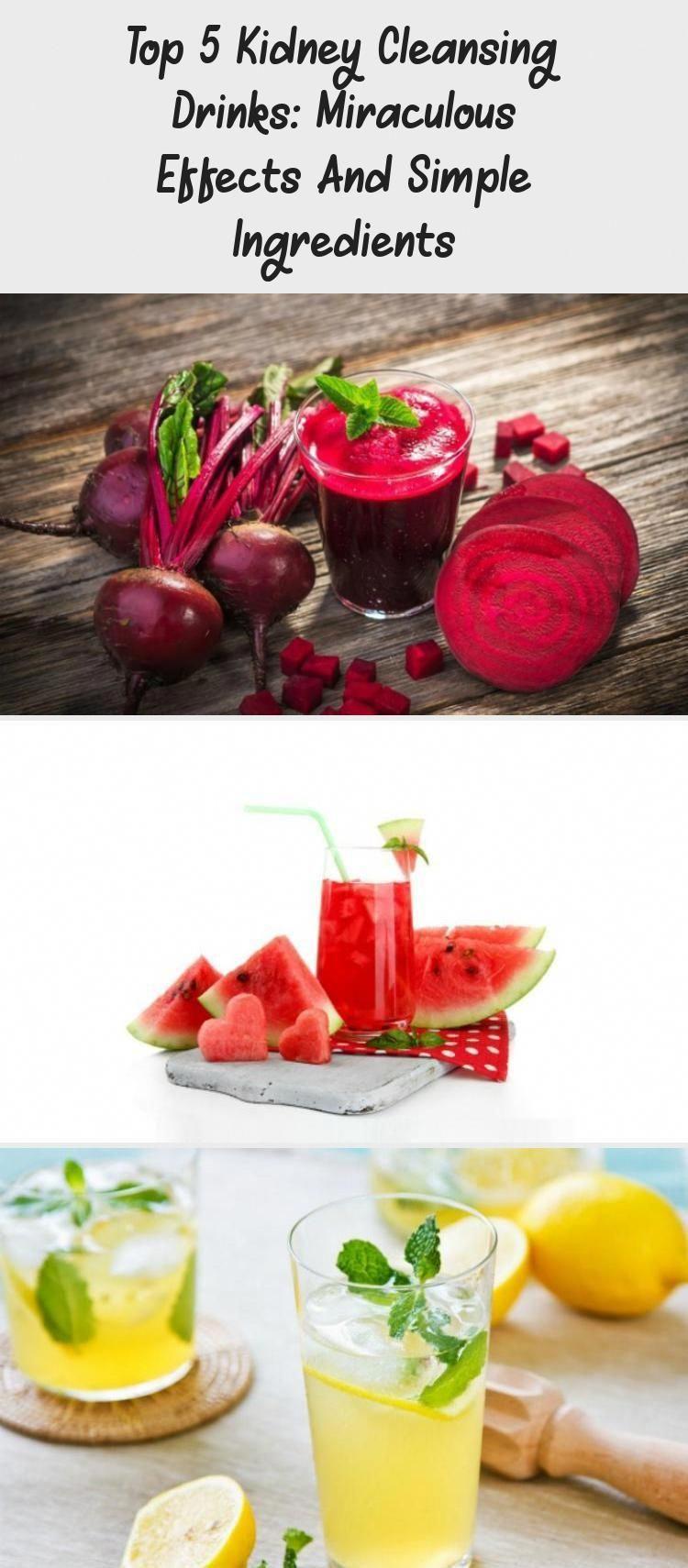 drinks kidney healthy gq cleansing crucial kidneys juices