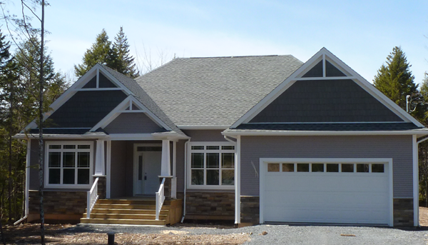 One level bungalows ranch style homes halifax nova - New home construction ideas ...