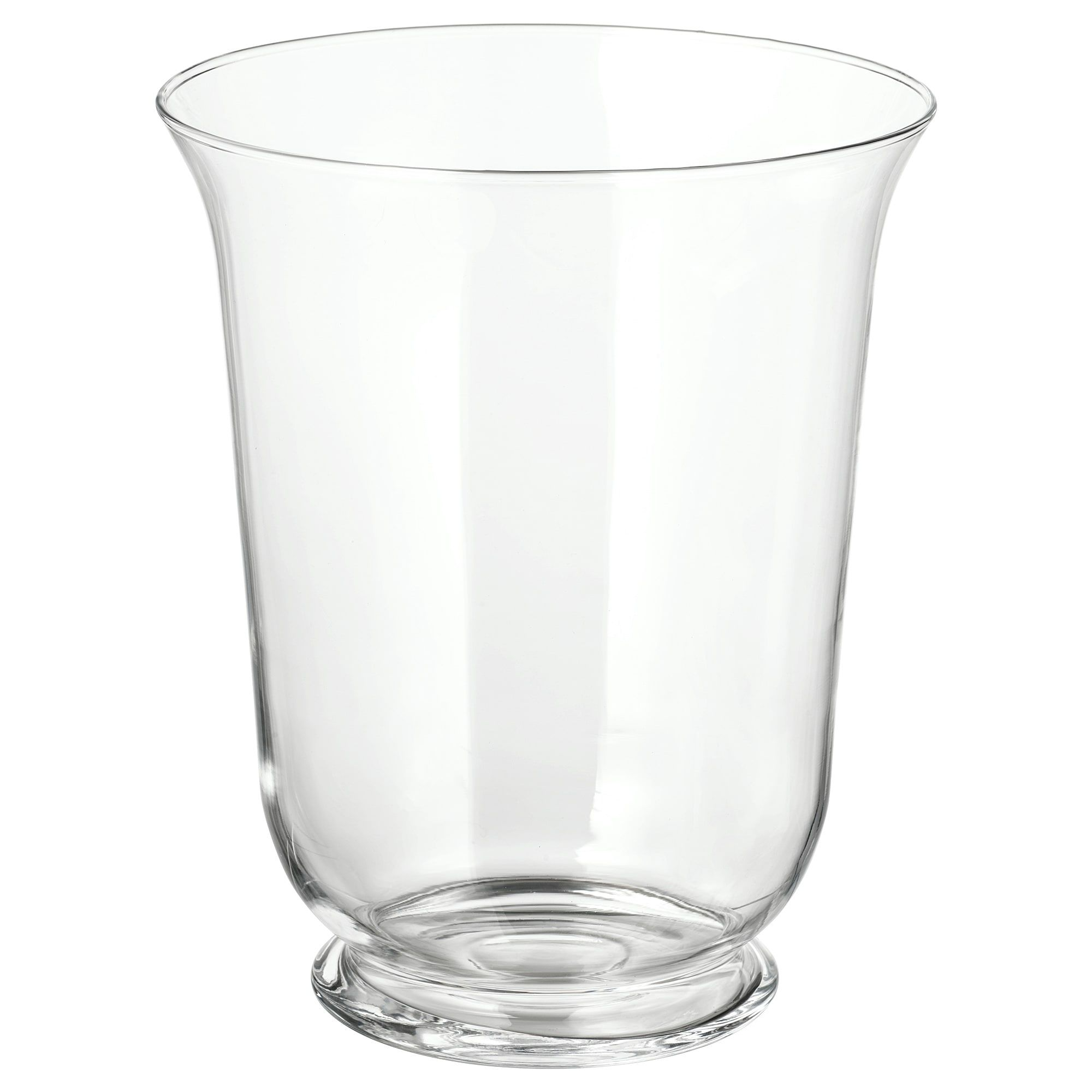 vase lanterne pomp verre transparent ikea ikea vases. Black Bedroom Furniture Sets. Home Design Ideas