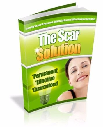The Scar Solution PDF Book Full Download Free