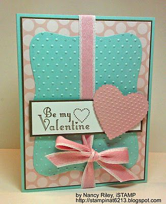 Stampin' Up! SU by Nancy Riley, iSTAMP