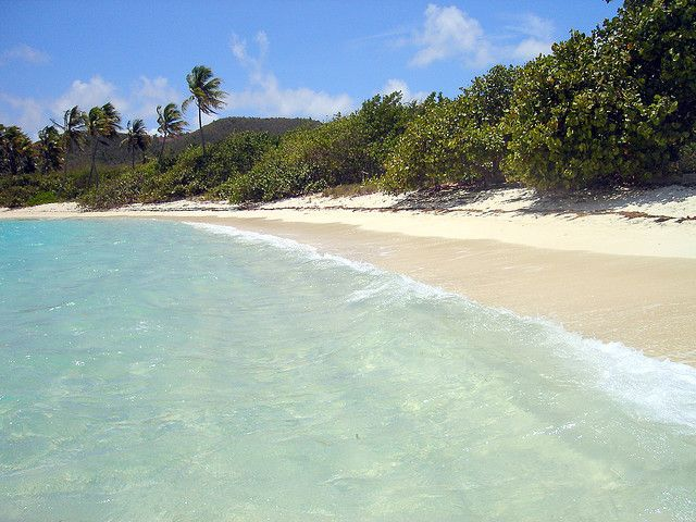 St Thomas Usvi Shire Beach