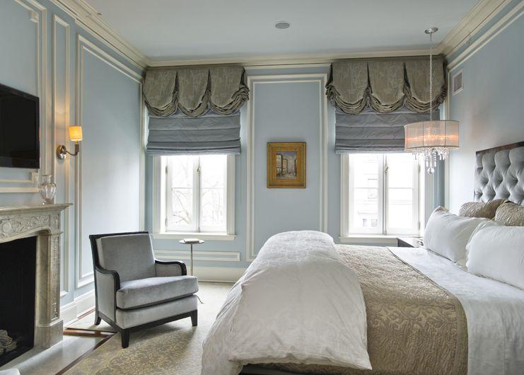 BEDROOM \u2013 Guest bedroom \u2013 Gallery Lewis Interiors Boston