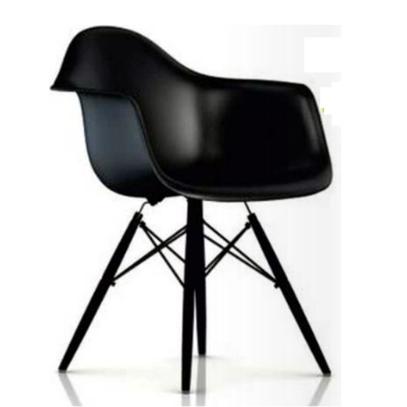 GRACE fekete étkezőszék | Eames chair, Furniture, Chair