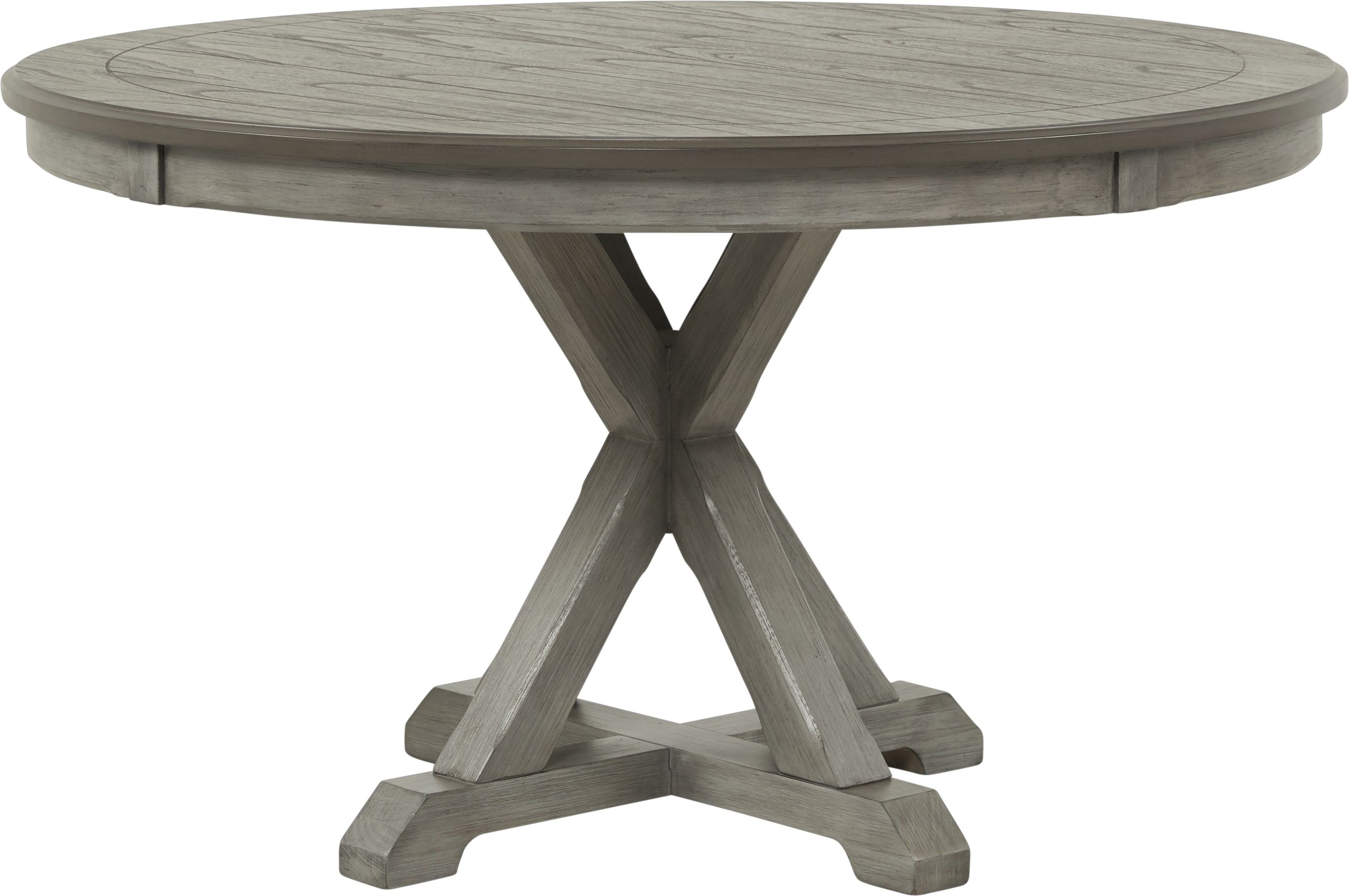 Nantucket Breeze Gray Round Dining Table Grey Round Dining Table