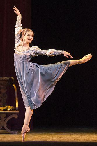 Evgenia Obraztsova as Juliet ROH