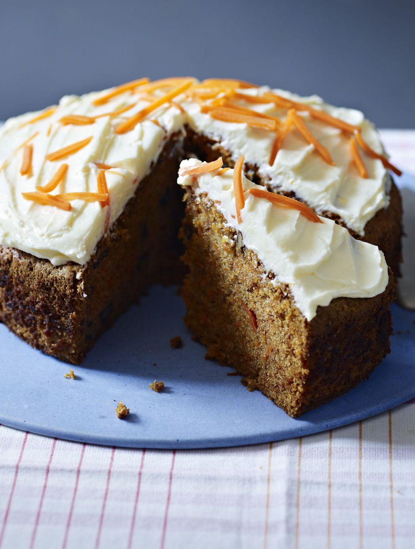 Ian Bake Off Carrot Cake Recipe