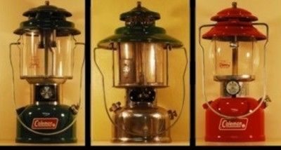 If You Have Some Vintage Coleman Lanterns Around That Would Like To Rebuild And Be Able Use Them Again Here Are Instructions Single