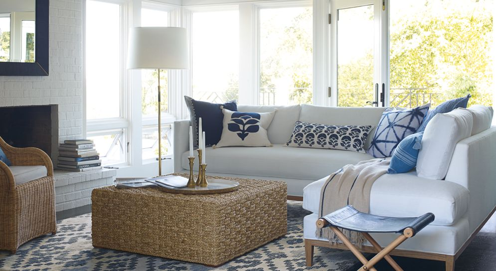 Shop The Look Living Room Designer Rooms Serena Lily Diy Living Room Decor Living Room Designs Coastal Living Rooms