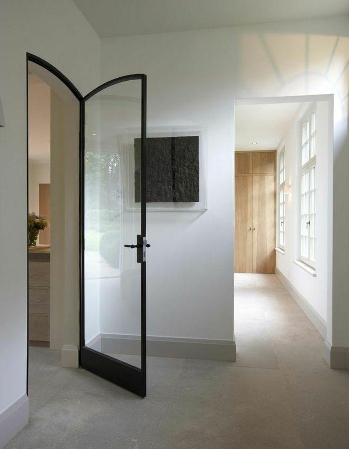 einrichtungstipps glastür glastüren innen | systemtrennwände, Wohnzimmer