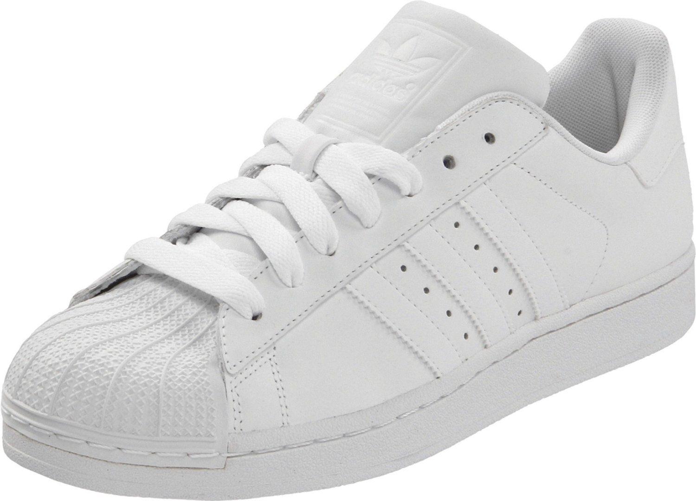 Adidas Shoes Superstar Men adidas Originals Men's Superstar ll Sneaker  leather Rubber sole Authentic Please refer to description below for  measurement ...
