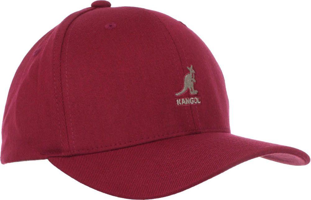 Kangol Wool Flexfit Baseball BLACK   L XL b2005208fe7e