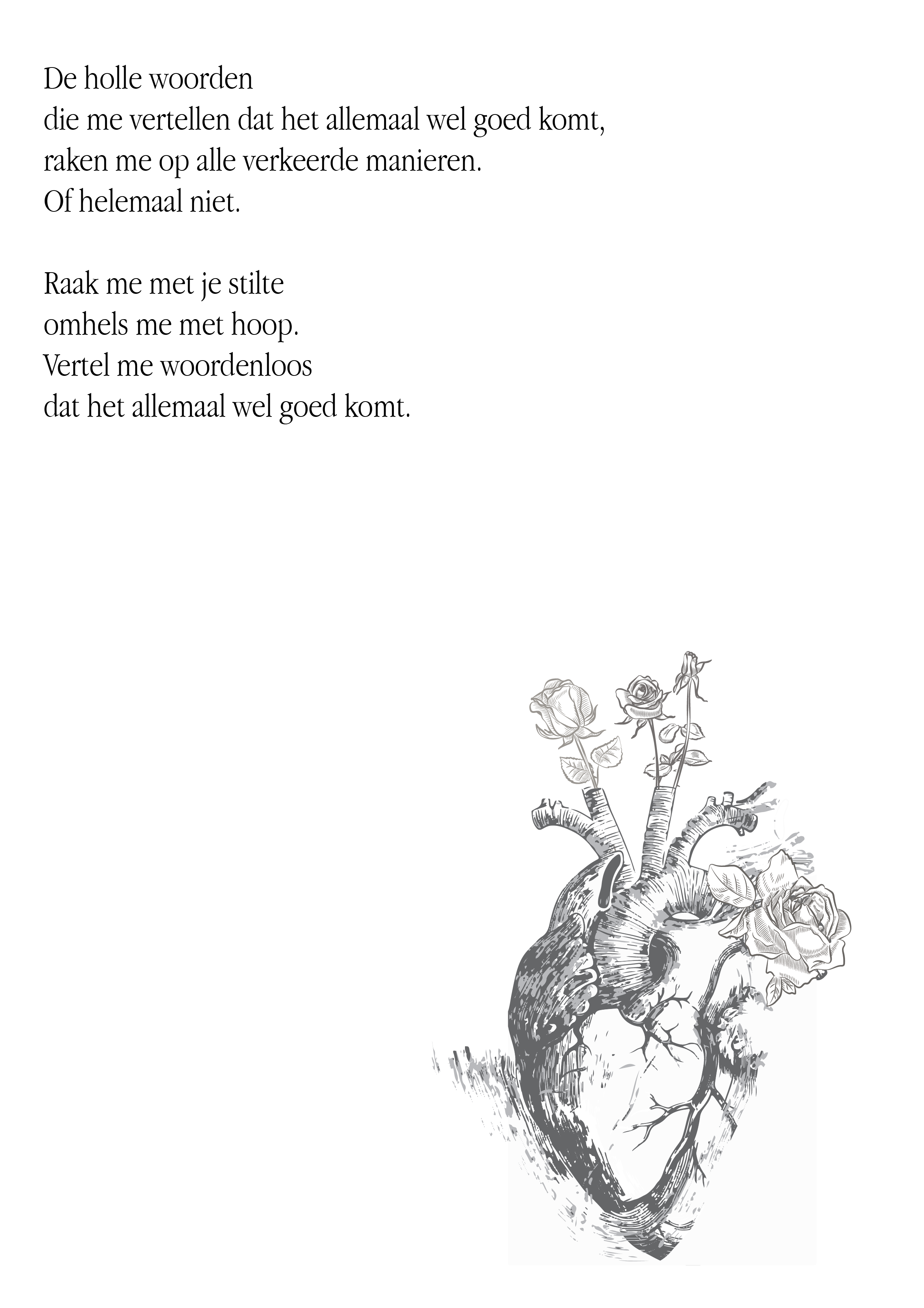 Poezie Nederlands Schrijven Gedicht Dichten Schrijfsel