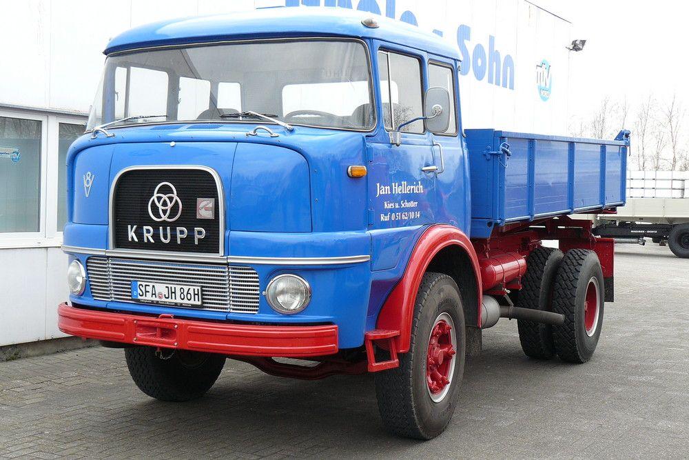 Oldtimer LKW Krupp | Oldtimer lkw, Lkw, Oldtimer