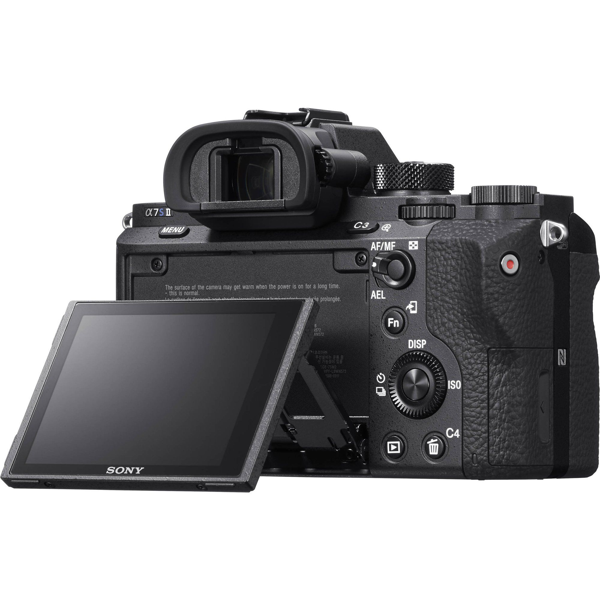 Sony a7S II 12.2MP Fullframe Mirrorless Interchangeable Lens Camera ...