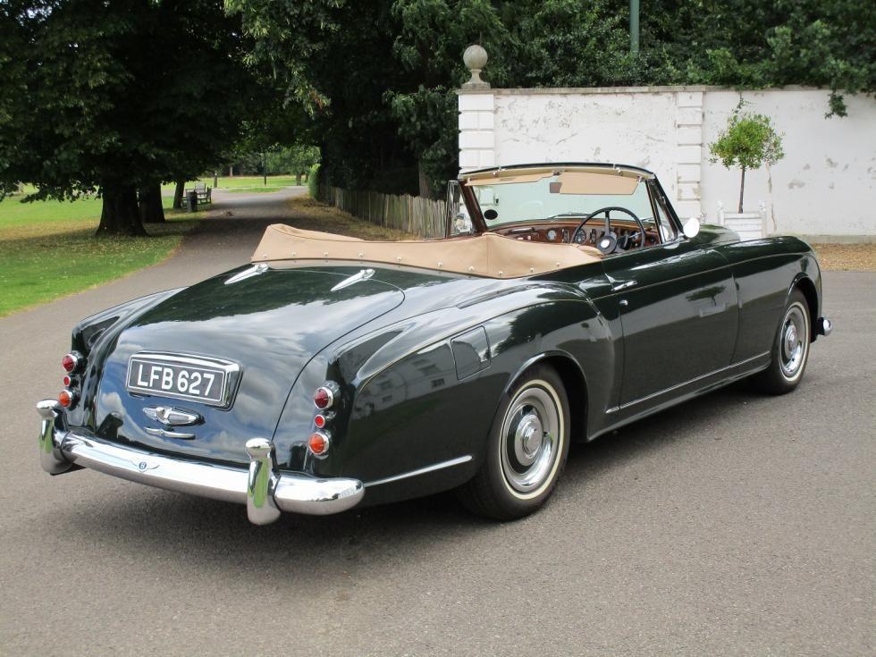 1955 Bentley S1 Continental Bentley Dealership Rolls Royce Classic Cars
