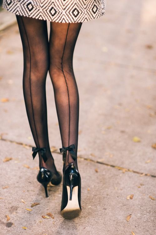 81911bec88f I never wear nylons