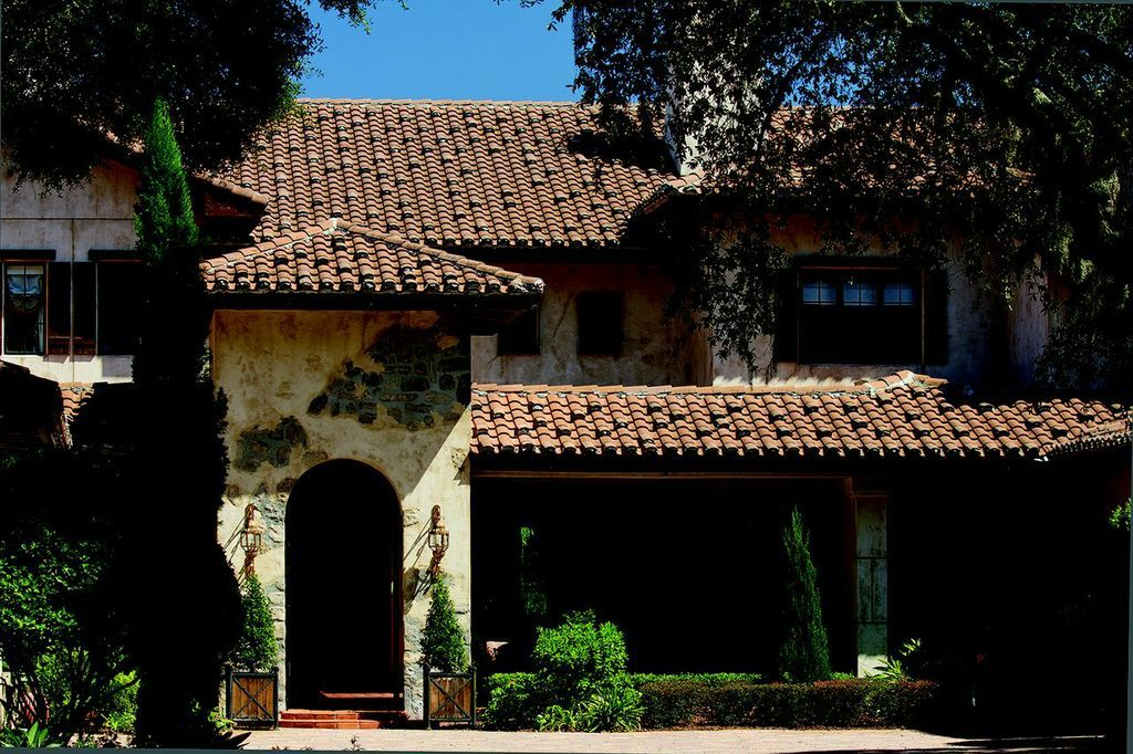 Want The Best Roofing Material Out There Choose Tile Roofing What Roofing Material Looks This Good Upon Completion Plus Cool Roof Roofing Concrete Roof Tiles