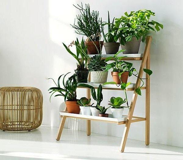 Ideen für Pflanzenständer 1 Ideen rund ums Haus Pinterest