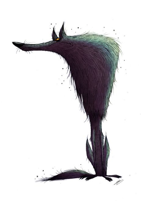 WOLF sketch by GrievousGeneral on deviantART | lobos y ovejas ...