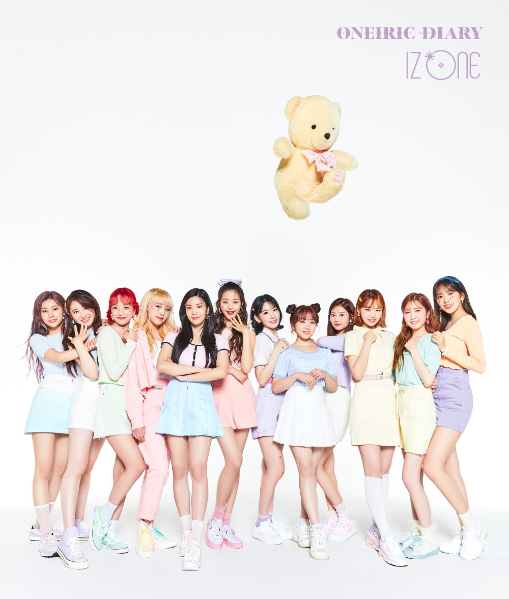 official_IZONE on Twitter