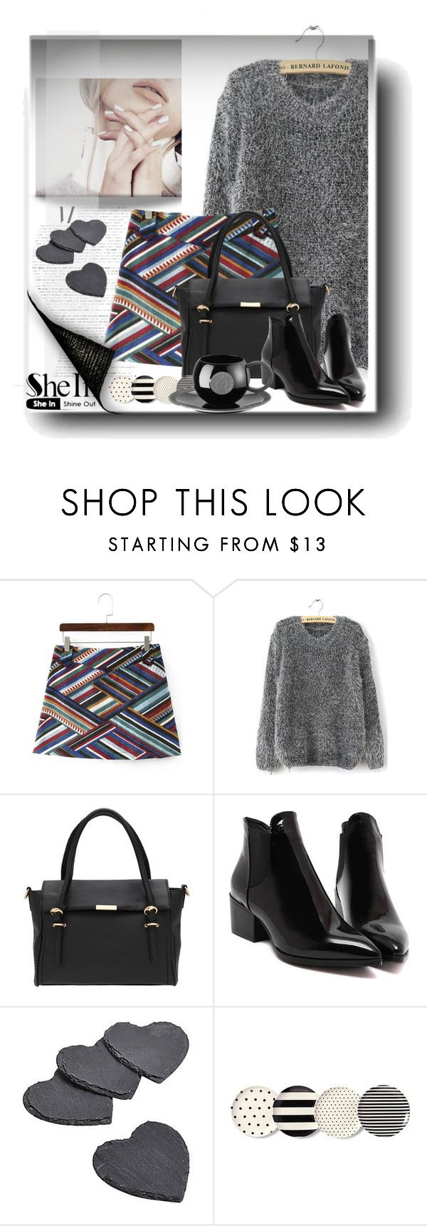 """""""#550"""" by uptodatefashion-julia ❤ liked on Polyvore featuring Kate Spade, Versace, women's clothing, women, female, woman, misses and juniors"""
