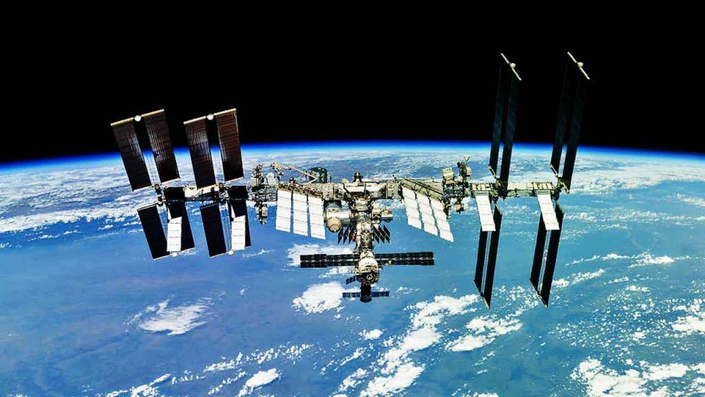 The International Space Station Is Now Open For Business And