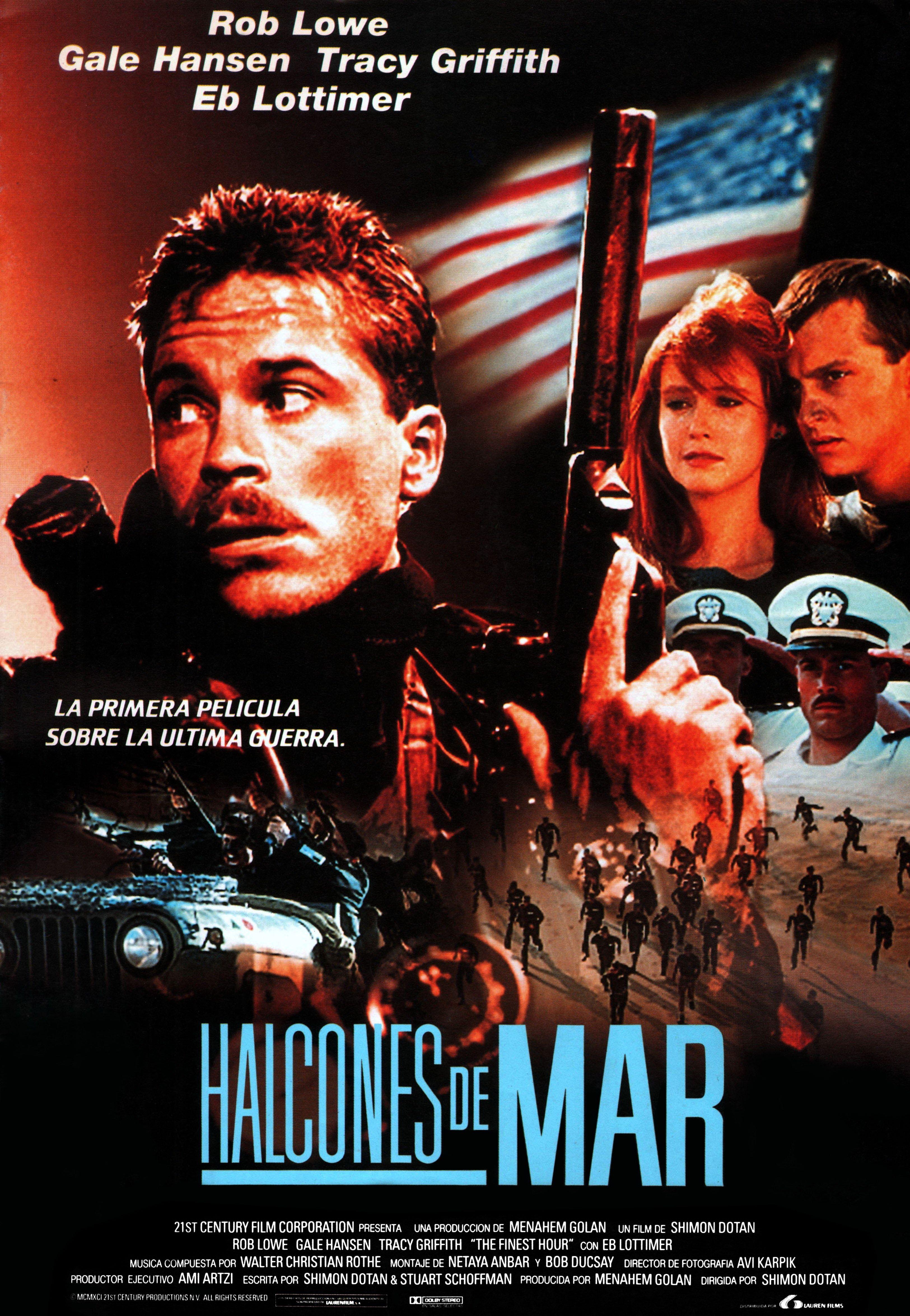 Halcones de Mar - The finest hour