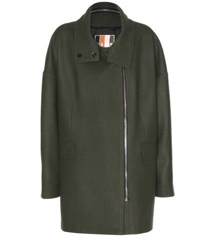 MSGM - WOLLMANTEL | NEED a new coat.
