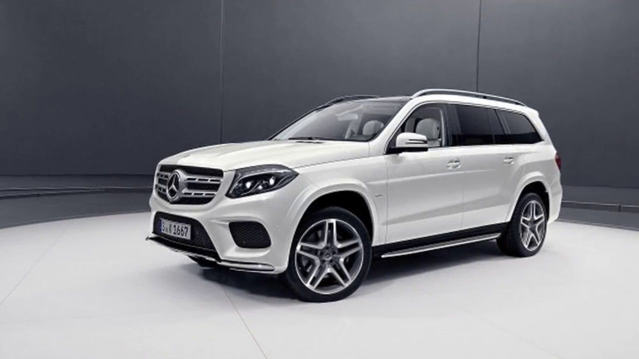 Read Our Most Comprehensive Review Of The 2019 Mercedes Benz Gl
