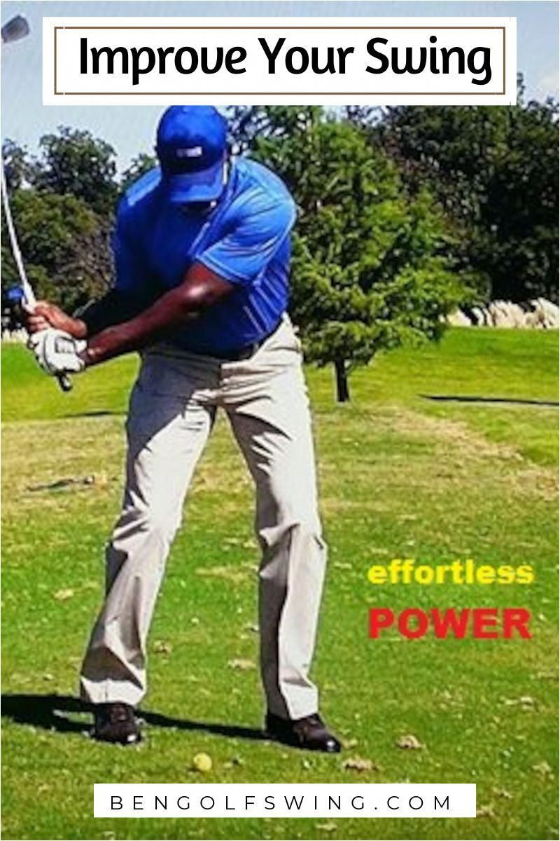 How to Play Golf Quickly By Perfecting Your Golf Swing