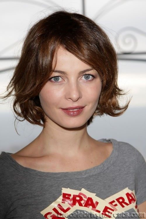 Blunt Bob with Side Parting - Pretty Designs